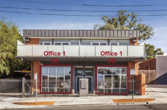 Office 1/2A & Office 1/2B Beaumont Street, VERMONT VIC, 3133