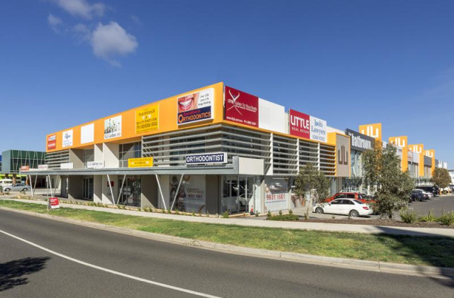 9/114/22-30 Wallace Avenue, POINT COOK VIC, 3030