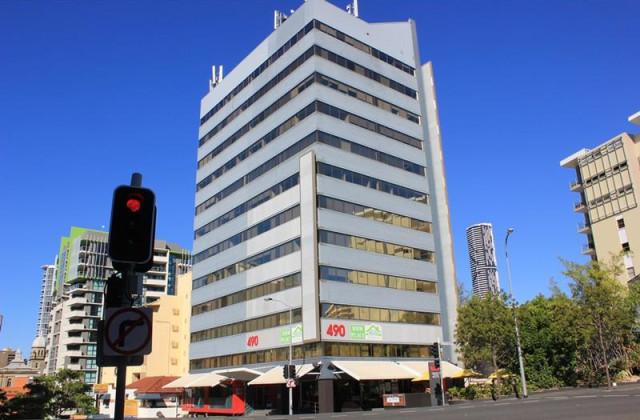 Tenancy 6B / Level 6/490 Upper Edward Street, SPRING HILL QLD, 4000