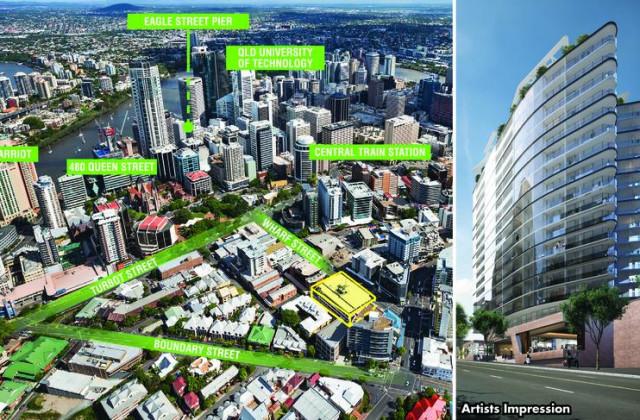 207 Wharf Street, SPRING HILL QLD, 4000