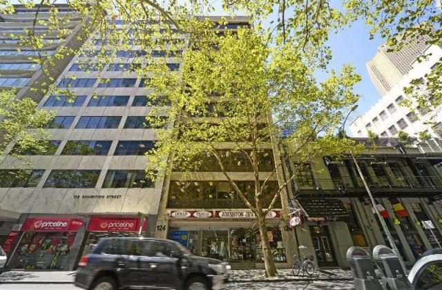 5/124 Exhibition Street, MELBOURNE VIC, 3000