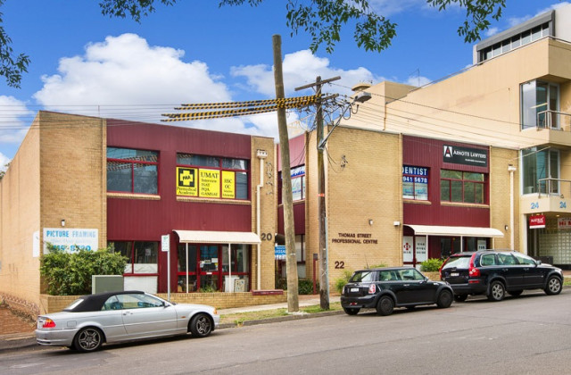 7/22 Thomas Street, CHATSWOOD NSW, 2067