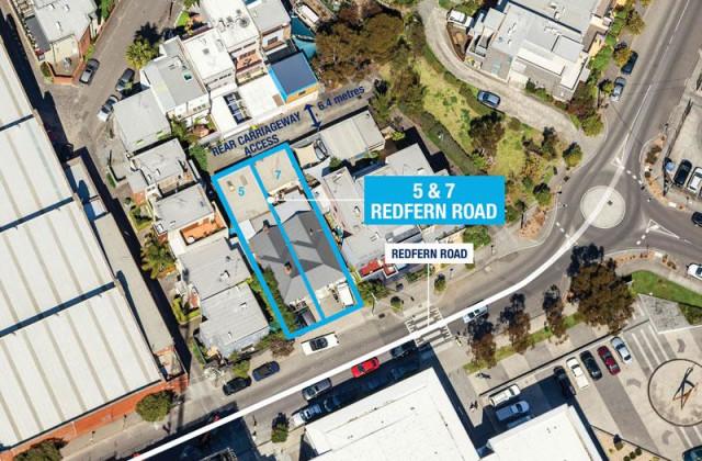 5-7 Redfern Road, HAWTHORN EAST VIC, 3123