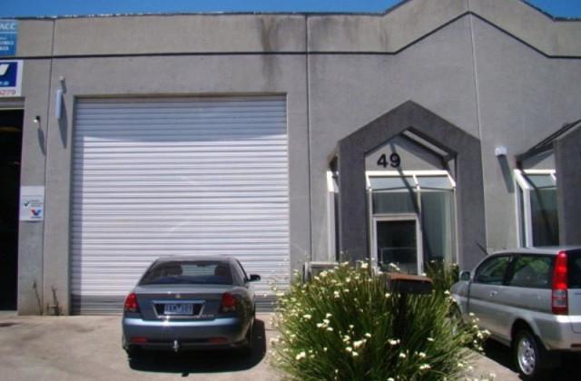 49 Cavehill Industrial Gardens, LILYDALE VIC, 3140