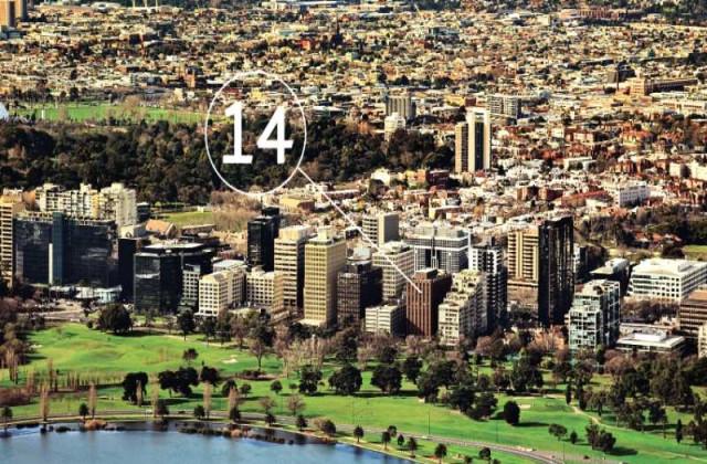 14 Queens Road, MELBOURNE VIC, 3004