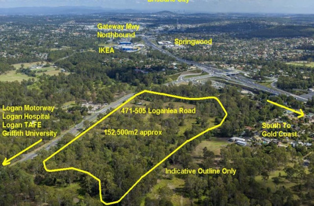 471-505 Loganlea Road, SLACKS CREEK QLD, 4127