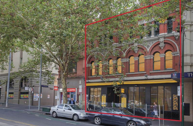 23-29 Bourke Street, MELBOURNE VIC, 3000