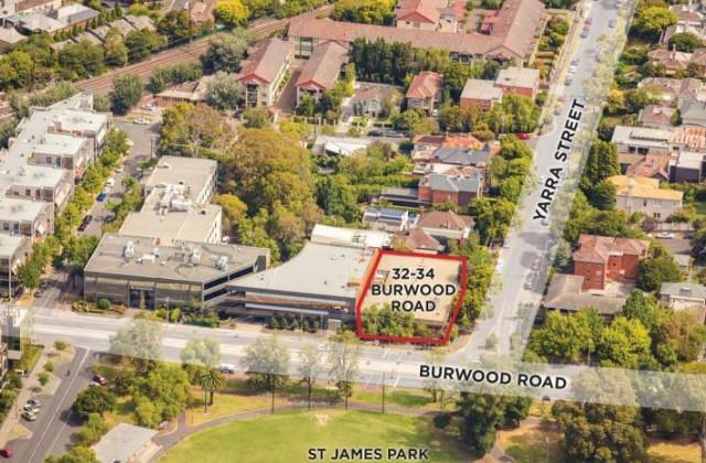32-34 Burwood Road, HAWTHORN VIC, 3122