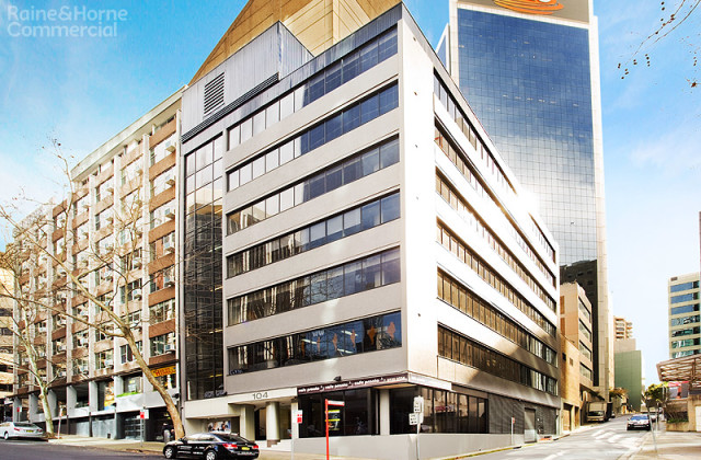 Level 3, 104 Mount Street, NORTH SYDNEY NSW, 2060