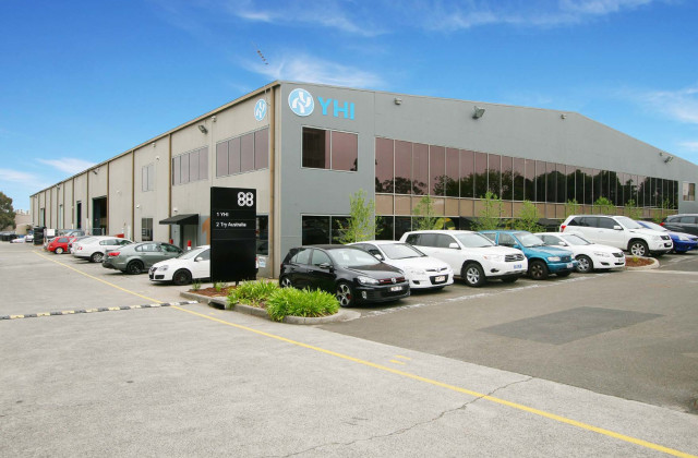 88 Ricketts Road (Warehouse & Office), MOUNT WAVERLEY VIC, 3149