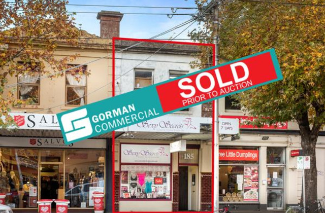 185 Clarendon Street, SOUTH MELBOURNE VIC, 3205