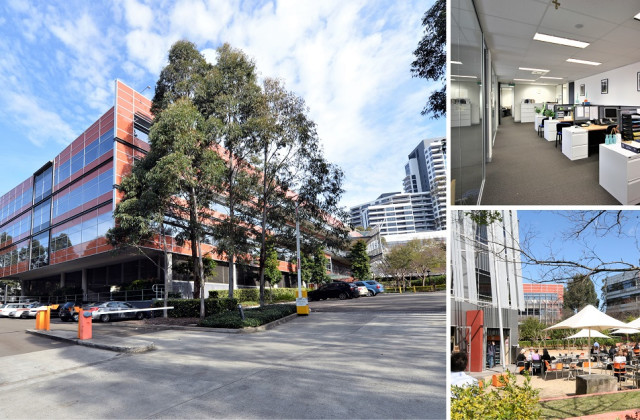 Suite 1.02/102 Bennelong Parkway, SYDNEY OLYMPIC PARK NSW, 2127