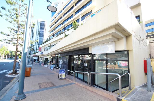 Shop 9/9 Beach Road ( RSL Building), SURFERS PARADISE QLD, 4217