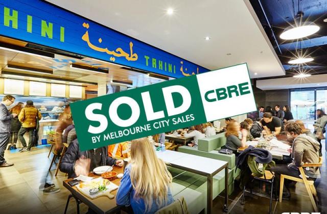 Tahini Lebanese Diner & Bruce Lee Sushi/528 Little Bourke Street, MELBOURNE VIC, 3000