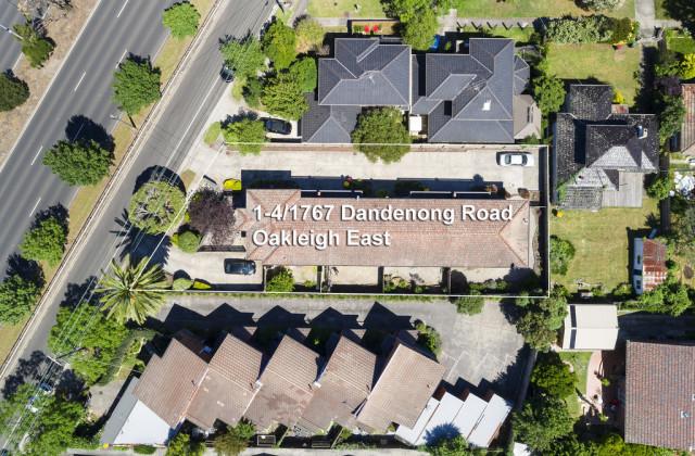 1-4/1767 Dandenong Road, OAKLEIGH EAST VIC, 3166