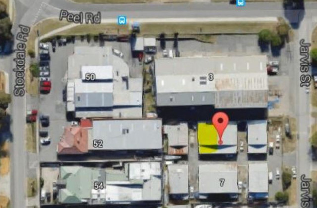 3/5-7 Jarvis Street, O'CONNOR WA, 6163