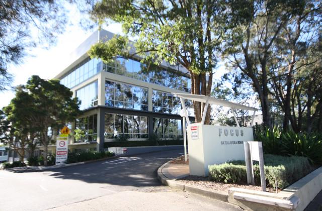 Suite 1.02, 64  Talavera Road, MACQUARIE PARK NSW, 2113