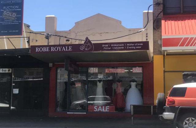 644 Sydney Road, BRUNSWICK VIC, 3056