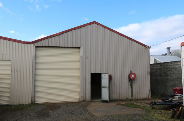 Rear Warehouse/24 Oswald Street, LAUNCESTON TAS, 7250