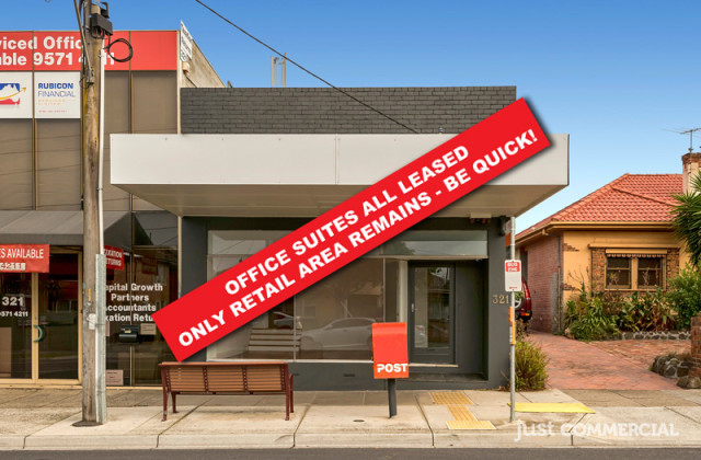Front Rear and 1st Floor/321a Koornang Road, CARNEGIE VIC, 3163