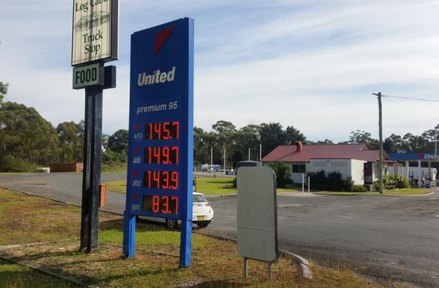 Lot 6 Princes Highway, TOMERONG NSW, 2540