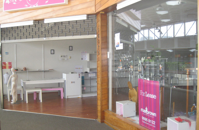 Property For Lease In Shop 25boronia Mall Chandler Road Boronia