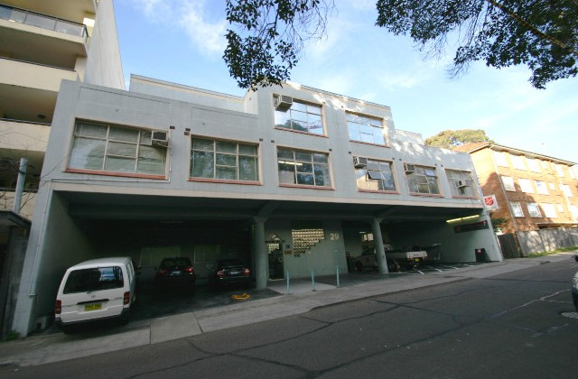 3/29 Bertram Street, CHATSWOOD NSW, 2067