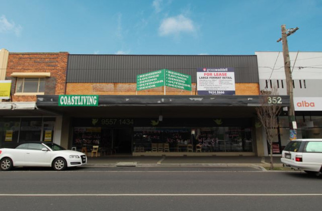 348-352 Centre Road, BENTLEIGH VIC, 3204