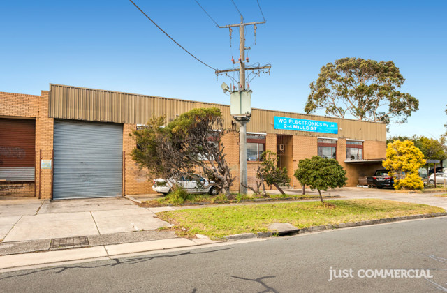 Part of/2-4 Mills Road, CHELTENHAM VIC, 3192