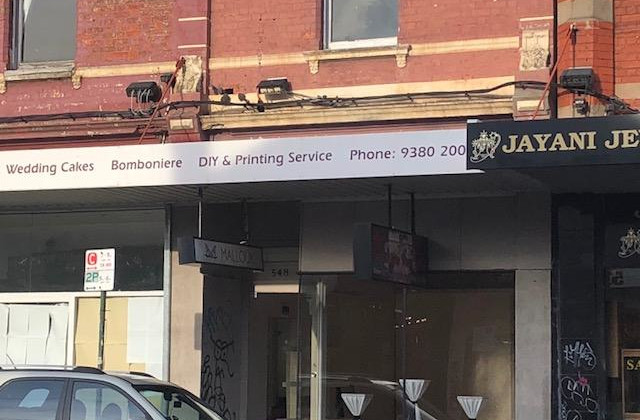 548 Sydney Road, BRUNSWICK VIC, 3056