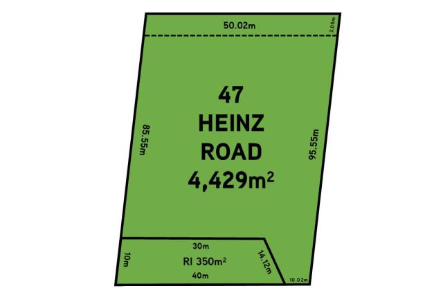 47 Heinz Road, DELACOMBE VIC, 3356