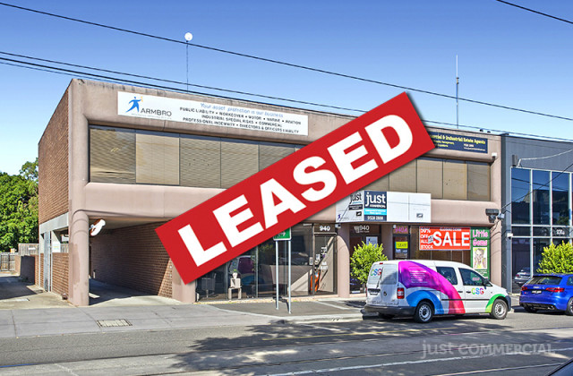1st Floor/940 Glen Huntly Road, CAULFIELD VIC, 3162
