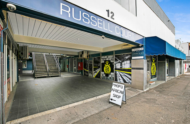 Shop 9/12 Russell Street, TOOWOOMBA QLD, 4350