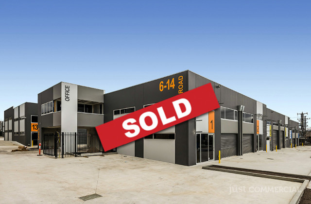 7/6-14 Wells Road, OAKLEIGH VIC, 3166