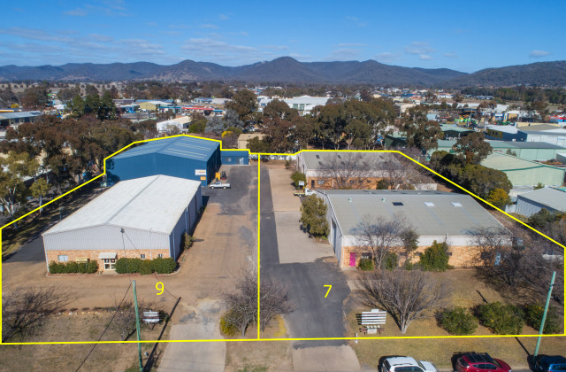 7-9 Industrial Avenue, MUDGEE NSW, 2850