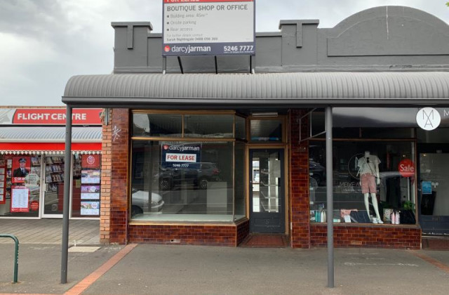 Shop 1, 138 Pakington Street, GEELONG WEST VIC, 3218