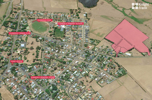 Lot 1, 2 and 4 White Hills Road, EVANDALE TAS, 7212
