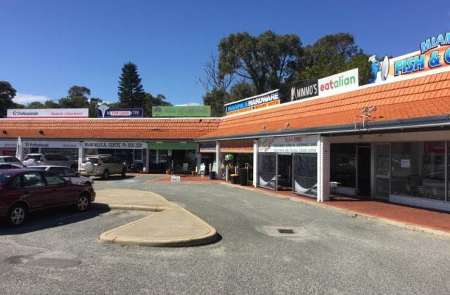 Shop 5and6  619 Old Coast Road, FALCON WA, 6210