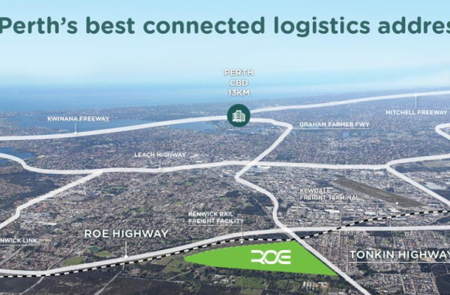 Lot 41  Roe Highway Logistics Park, KENWICK WA, 6107