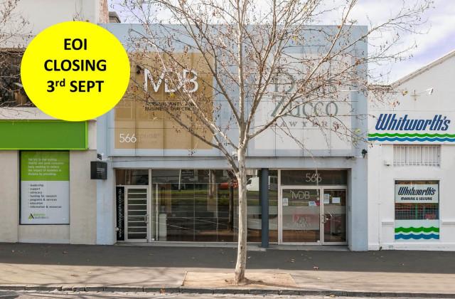 566 Elizabeth Street, MELBOURNE VIC, 3000