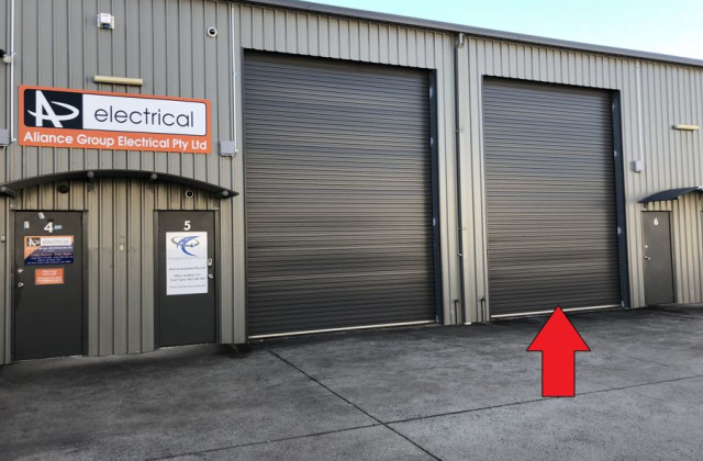 Unit 6, 14 Industrial Drive, COFFS HARBOUR NSW, 2450