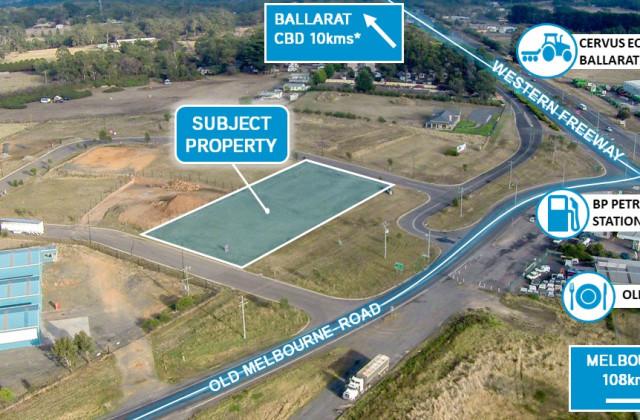 2 Pinnacle Drive, Ballarat Gateway Business Park, WARRENHEIP VIC, 3352