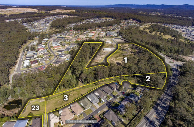 Lot 1 Turnberry Close, FLETCHER NSW, 2287