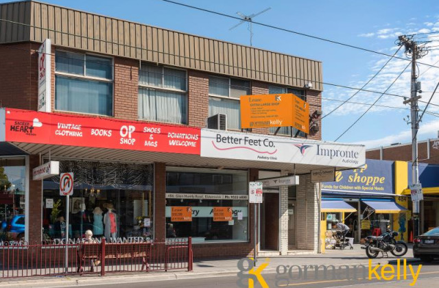 Ground Floor  Shop 2/486 Glenhuntly Road, ELSTERNWICK VIC, 3185