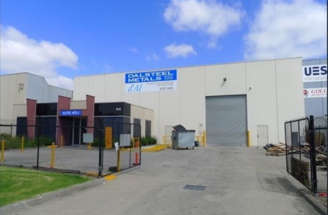 Warehouse, Factory & Industrial  42-44 South Link, DANDENONG VIC, 3175