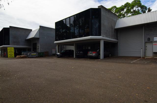 8/5 Hudson Avenue, CASTLE HILL NSW, 2154