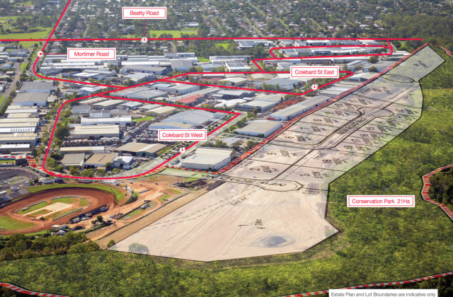 Lot 12 Waratah Industry Park, ACACIA RIDGE QLD, 4110