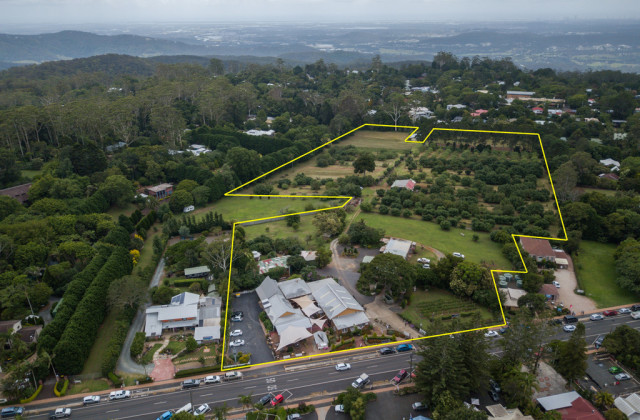 122-128 Long Road & 27112 New England Highway, TAMBORINE MOUNTAIN QLD, 4272