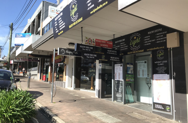 Shop 1/132 Willoughby Road, CROWS NEST NSW, 2065