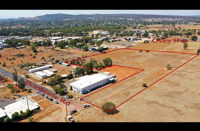 55-57 Borthistle Road, GUNNEDAH NSW, 2380